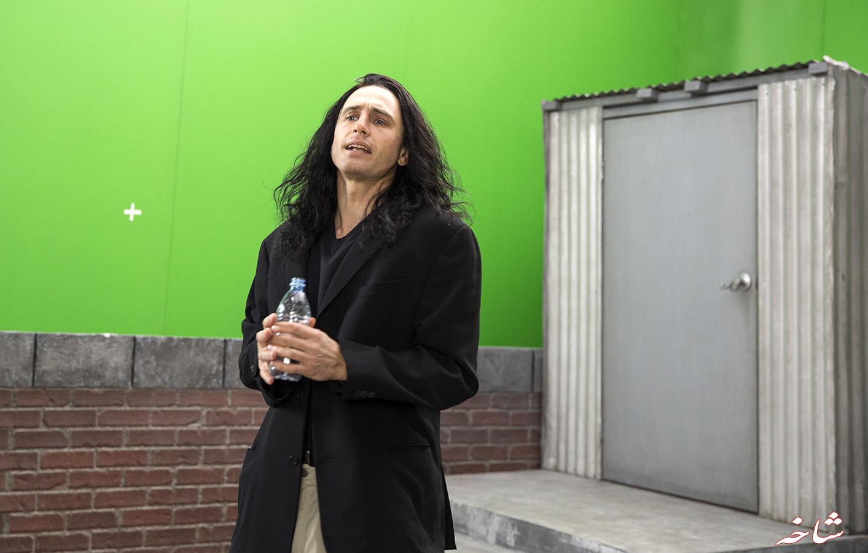 جیمز فرانکو؛ از مرد عنکبوتی تا هنرمند فاجعه